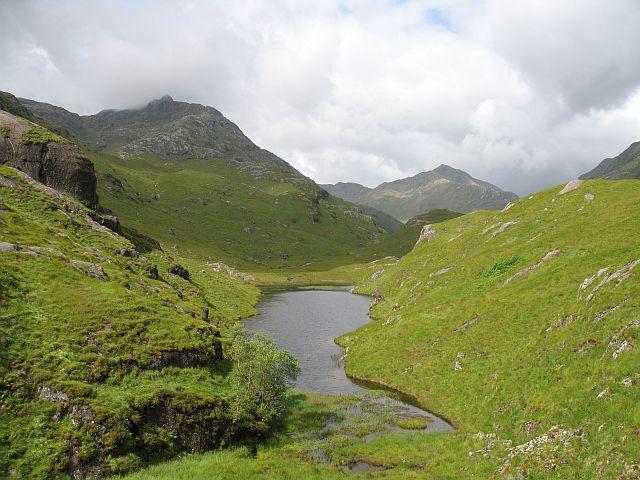 West of Loch Cuaich