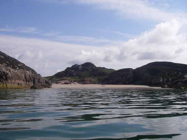 Western Beach on Market Bay