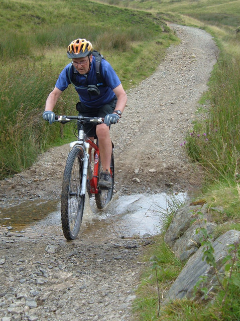 Pennine Bridleway, Turn Slack Clough
