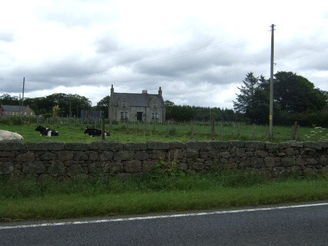 East Lochside farm