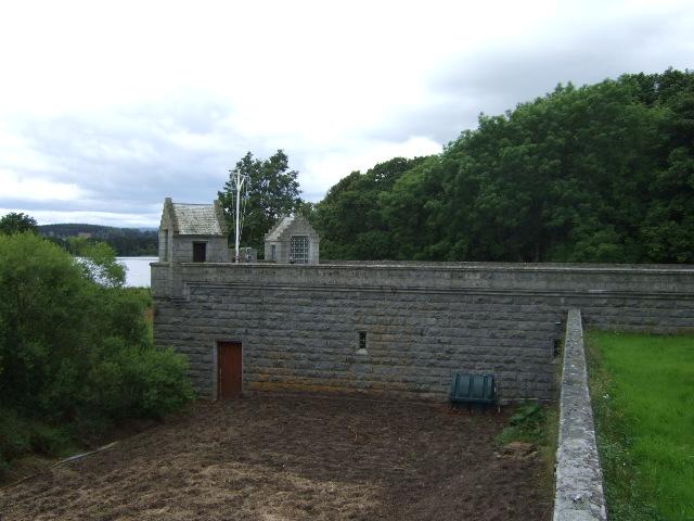 Dunecht Boathouse