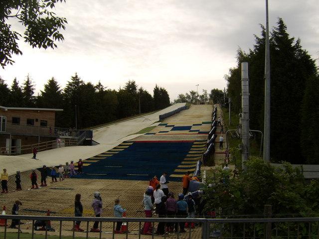 Bearsden dry ski slope
