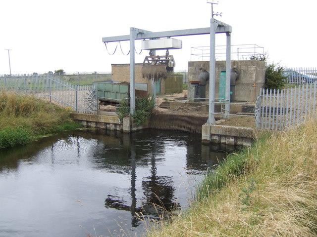 Stonea Fen Pumping Station