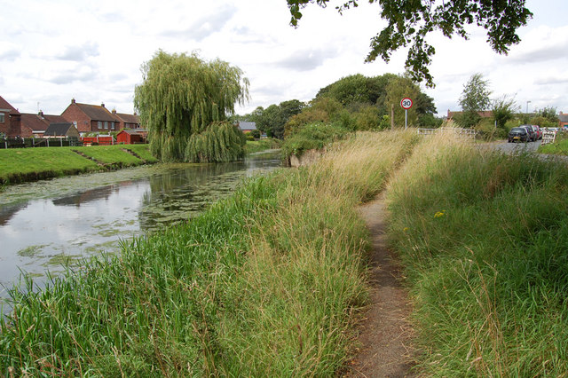 The Old River Ancholme