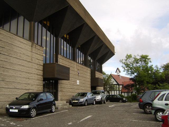 Bearsden Hall