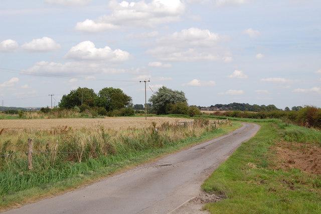 Bridge Lane, Cadney