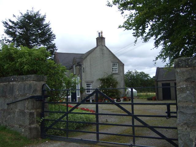 Craigiedarg House