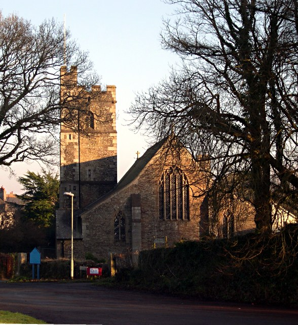 St Paul's Church, Yelverton
