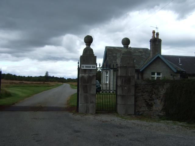 Knockquarn Lodge