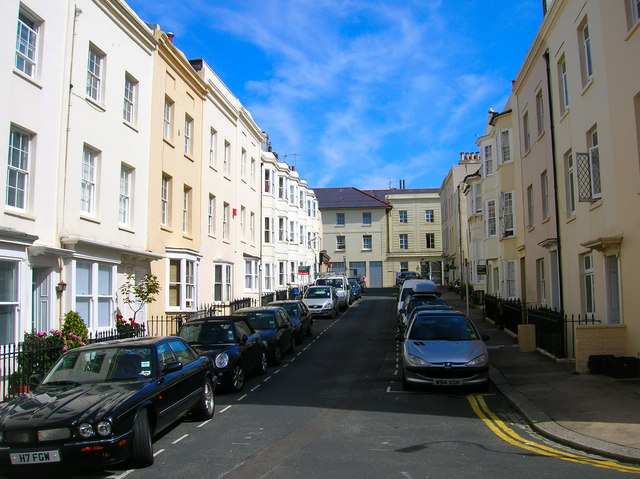 Lower Market Street