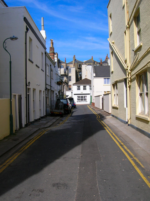 Brunswick Street East