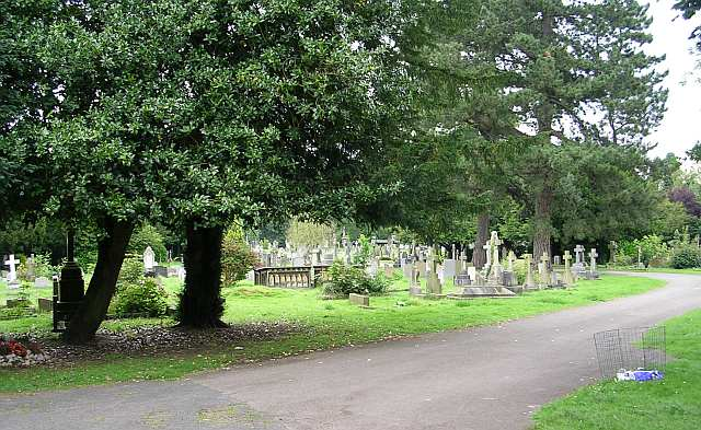Ilkley Cemetery