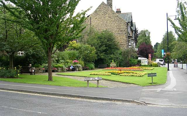 Parish Ghyll Gardens