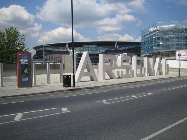 Highbury: Emirates Stadium, N5