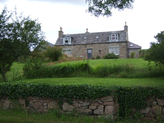 South Monecht farmhouse