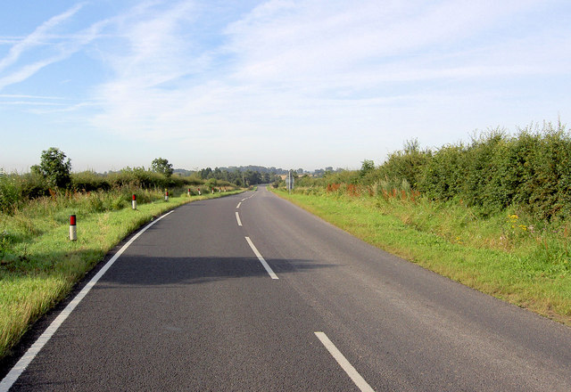 Heading south down Retford Road.