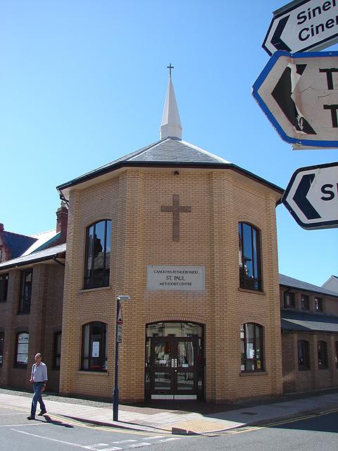 St. Paul Methodist Centre