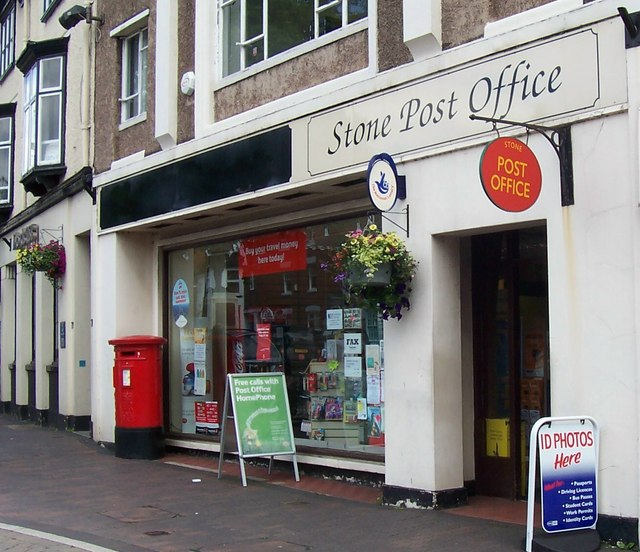 Stone Post Office