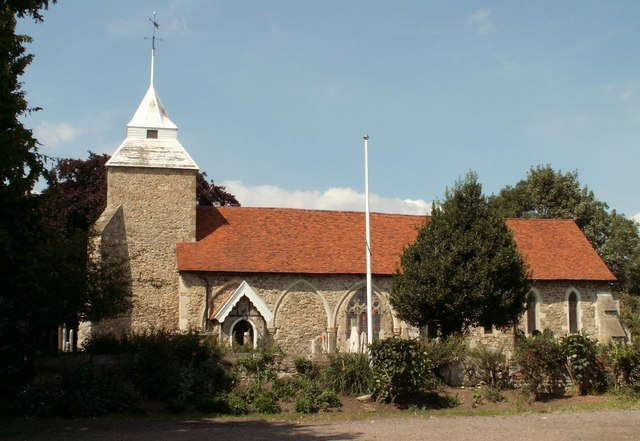 St. Mary's church at North Shoebury