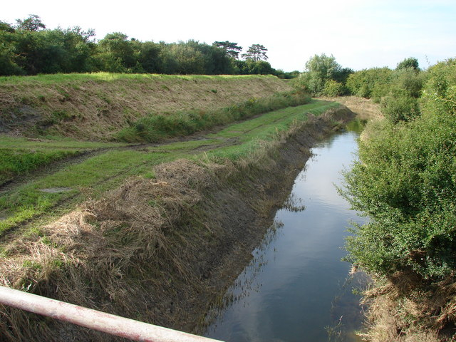 River Brant from the Bridge