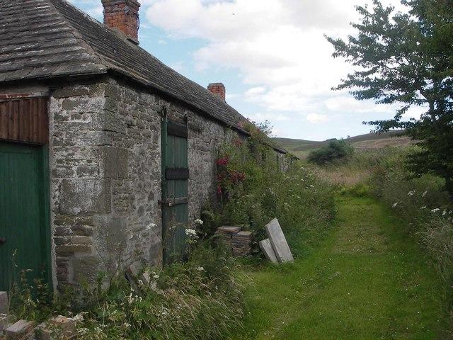 Cottage at Arniefoul