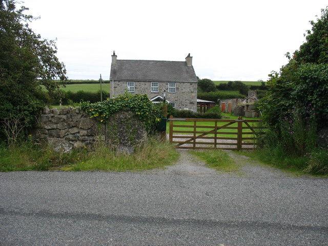 Nant - a former farmhouse