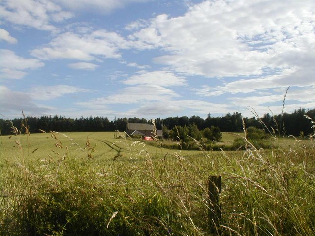 North Mains of Kinnettles
