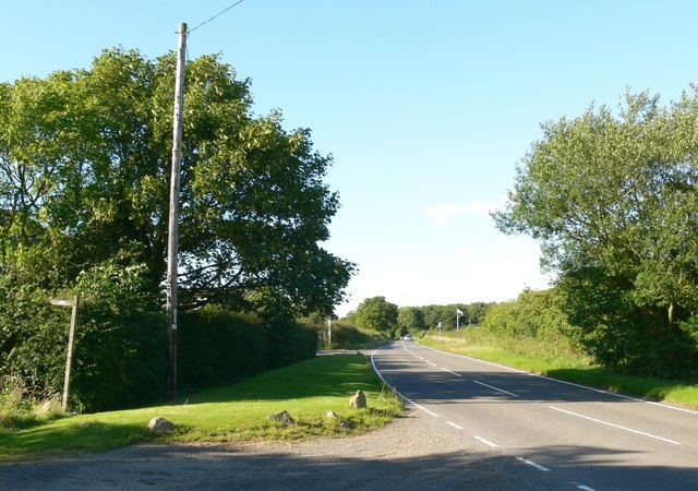 Markfield Lane, Leicestershire