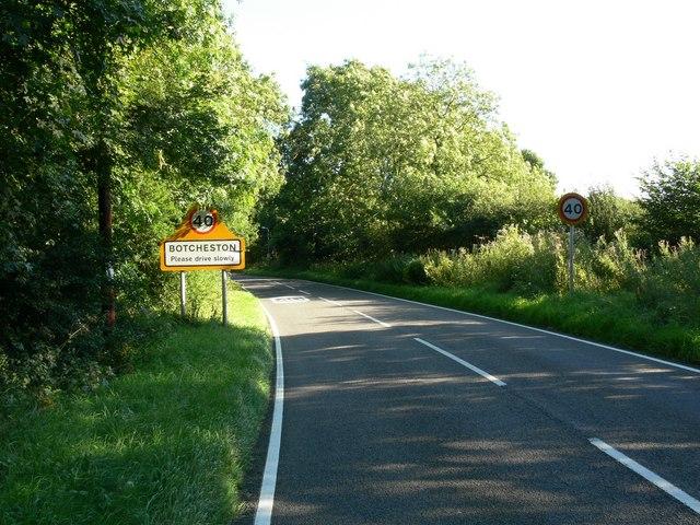 Approaching Botcheston