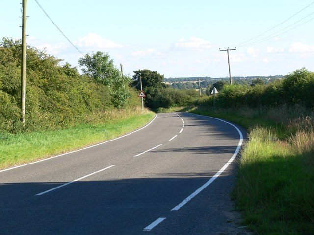 Markfield Lane near Botcheston