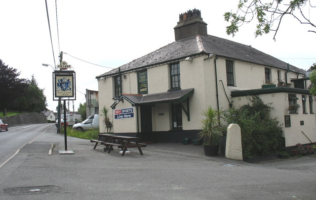 Holland Arms Hotel, Pentre Berw