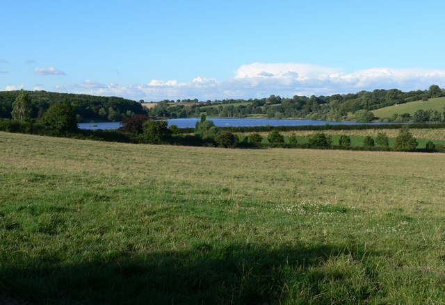 View of Thornton Reservoir
