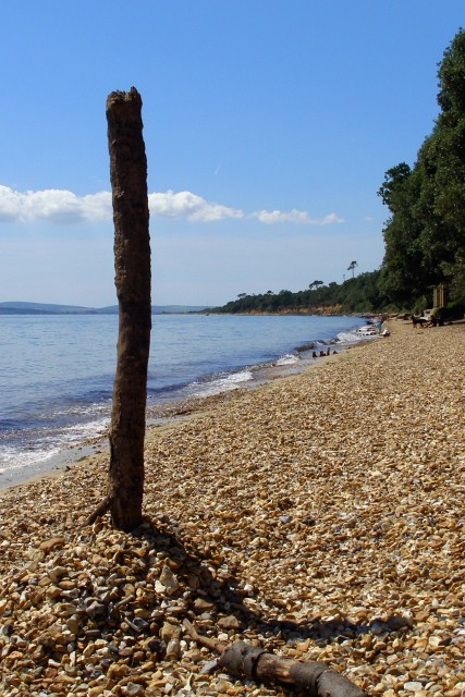 Pebble beach, Stanswood Bay