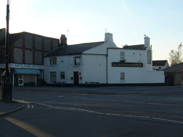 The Old English Pub