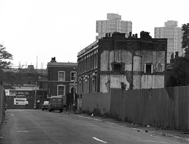 Myatt Road, Brixton
