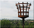 SO5924 : The V.E. Day beacon by Pauline Eccles