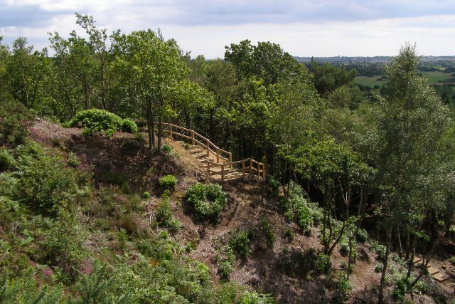 Steps to the Ramsdown viewpoint