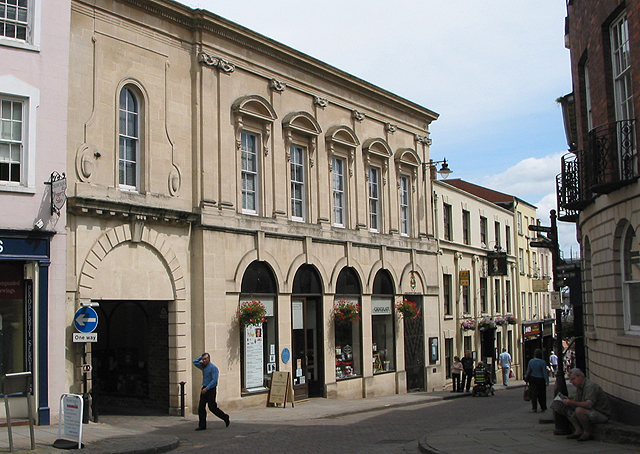 Corn Exchange, High Street