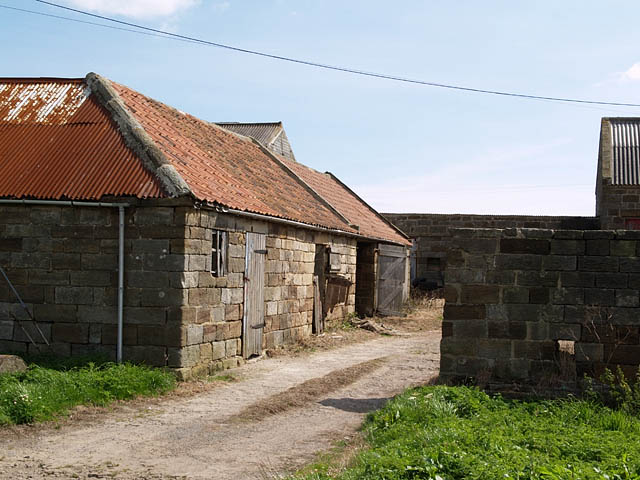 Farm buildings, Roxby