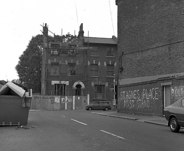 St. Agnes Place, Kennington, London