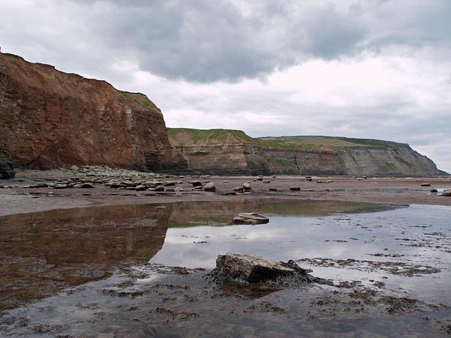 Shoreline below Cowbar
