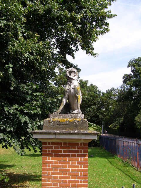 The Dogs of Alcibiades; Victoria Park, Bow