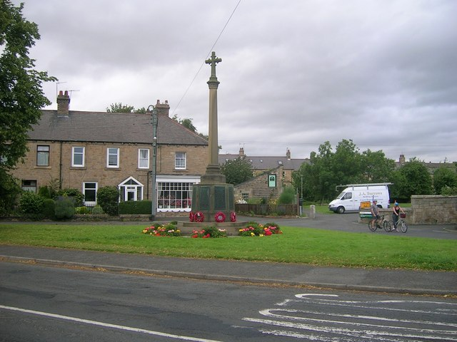 Wylam war memorial