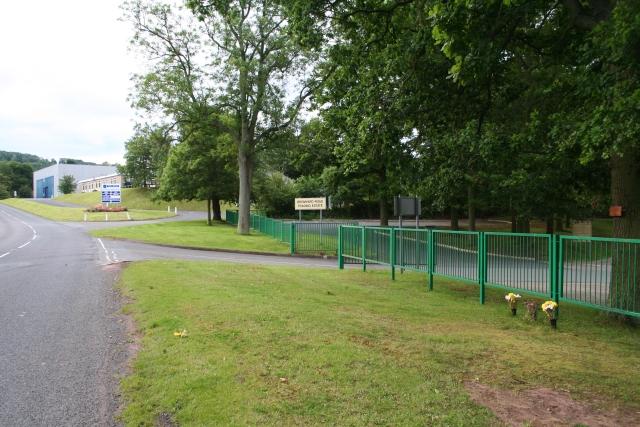 Bronyard Road Trading Estate, Ledbury