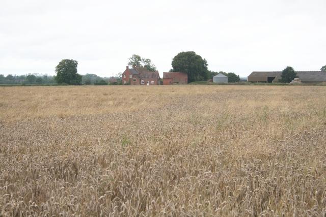 Manor Farm, Hill Croome