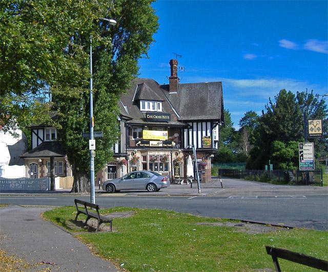 The Cross Keys pub