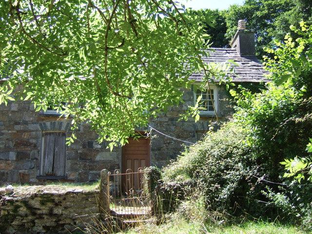 Gelli old farmhouse