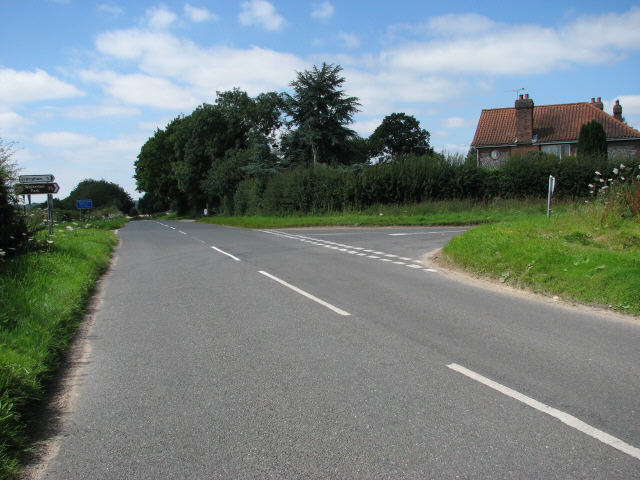 Turnoff to Erpingham