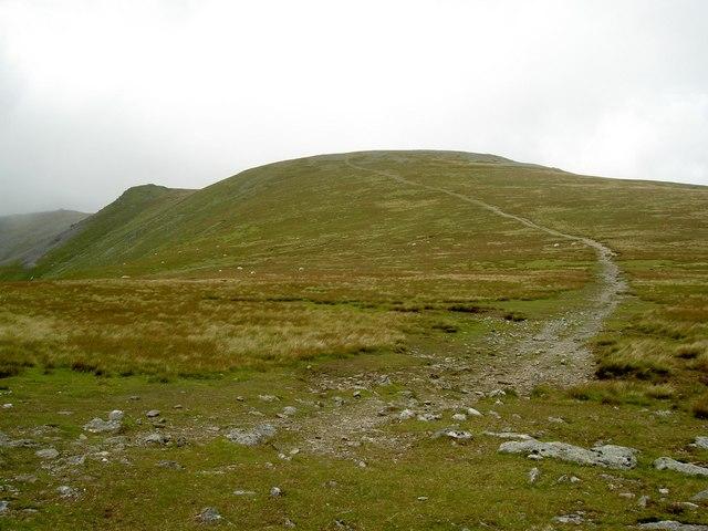 Foel Grach from Gwaun y Garnedd
