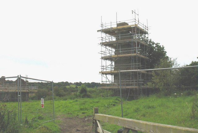 The renovation of the Berw Colliery Buildings